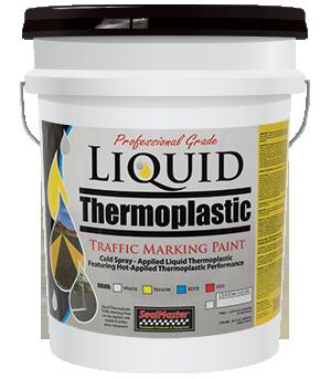Sm Traffic Paint Liquidthermoplastic Local Sealcoating